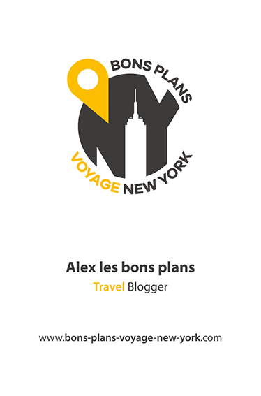Bon Plan Voyage New York – Carte