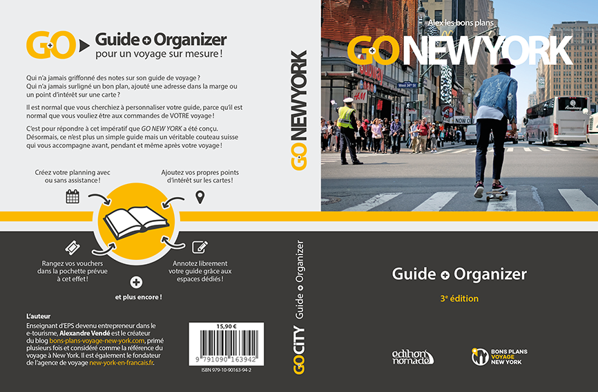 Guide Go New York – Couverture